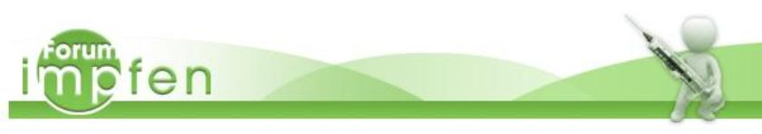 forum-impfen.de Verein und Service für Ärzte und Apotheker